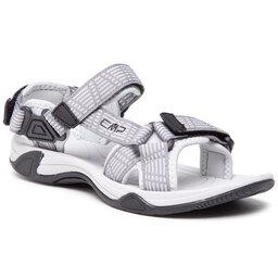 CMP Босоніжки CMP Hamal Wmn Hiking Sandal 38Q9956 Grey/Ghiaccio 14TC