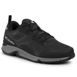 Columbia Трекінгові черевики Columbia Vitesse Outdry BM0077 Black/White 010