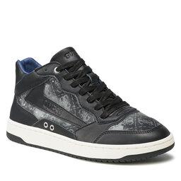 Guess Laisvalaikio batai Guess FMPES8 FAL12 BLACK