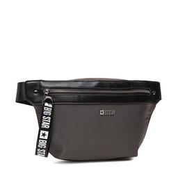BIG STAR Плоска сумка BIG STAR II574003 Сірий