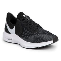 Nike Batai Nike Zoom Winflo 6 AQ7497 001 Black/White/Dark Grey