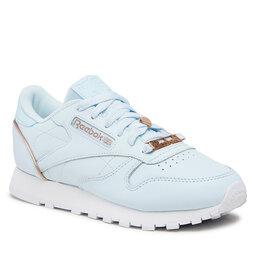 Reebok Взуття Reebok Cl Lthr GY0175 Glablu/Golbro/Ftwwht