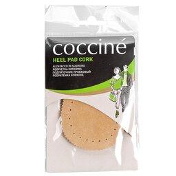 Coccine Підп'яточники Coccine Heel Pad Cork Beżowy M