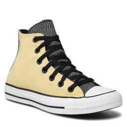 Converse Sportbačiai Converse Ctas Hi 171368C Saturn Gold/Black