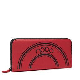 Nobo Великий жіночий гаманець Nobo NPUR-K0013-C005 Червоний