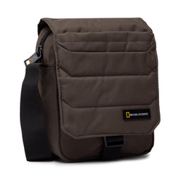 National Geographic Плоска сумка National Geographic Utility Bag Whit Flap N00705.11 Khaki