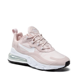 Nike Взуття Nike W Air Max 270 React CT1287 600 Barely Rose/White/Black