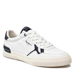 Pepe Jeans Снікерcи Pepe Jeans Kenton Britt PMS30763 White 800
