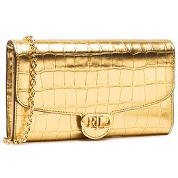 Lauren Ralph Lauren Сумка Lauren Ralph Lauren Adair 431832311002 Antique Gold