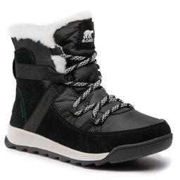 Sorel Sniego batai Sorel Whitney II Flurry NL3819 Black