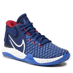Nike Batai Nike Kd Trey 5 VIII CK2090 402 Blue Void/White/Racer Blue