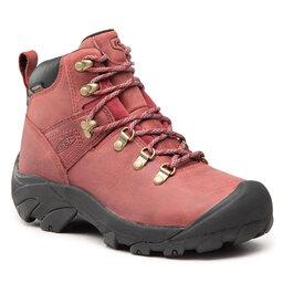 Keen Turistiniai batai Keen Pyrenees 1023976 Tibetan Red/Black