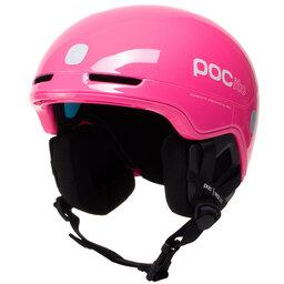 POC Slidinėjimo šalmas POC Pocito Obex Spin 10468 9085 Fluorescent Pink