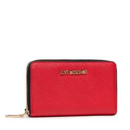 LOVE MOSCHINO Великий жіночий гаманець LOVE MOSCHINO JC5559PP06LQ0500 Rosso