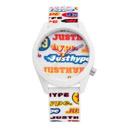 HYPE Laikrodis HYPE HYU024W White/White