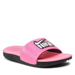 Nike Šlepetės Nike Kawa Slide Fun (GS/PS) DD3242 600 Sunset Pulse/White/Black