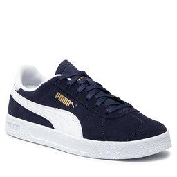 Puma Laisvalaikio batai Puma Club Jr 382658 03 Peacoat/Puma White/Gold