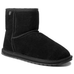 EMU Australia Взуття EMU Australia Wallaby Mini Teens T10103 Black