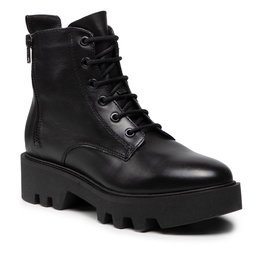 Tamaris Žygio batai Tamaris 1-25202-37 Black Leather 003