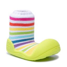 Attipas Naminės šlepetės Attipas Rainbow AR04 Green