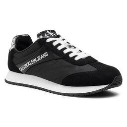 Calvin Klein Jeans Laisvalaikio batai Calvin Klein Jeans Jerrold B4S0717 Black/Silver