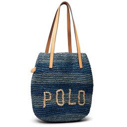 Polo Ralph Lauren Rankinė Polo Ralph Lauren Md P Raf 428834937001 Blue Multi