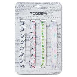 Togoshi Batų raištelių komplektas Togoshi TG-LACES-120-4 Balta