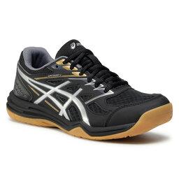 Asics Взуття Asics Upcourt 4 Gs 1074A027 Black/Pure Silver 001