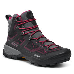 Mammut Трекінгові черевики Mammut Ducan Hight Gtx GORE-TEX 3030-03480-00309-1060 Phantom/Dark Pink
