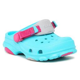 Crocs Шльопанці Crocs Classic All-Terrain Clog K 207011 Digital Aqua