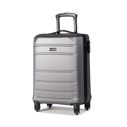 Wittchen Мала тверда валіза Wittchen 56-3A-651-01 Сірий