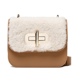 Tommy Hilfiger Rankinės Tommy Hilfiger Turnlock Mini Crossover Shearl AW0AW10493 TAG