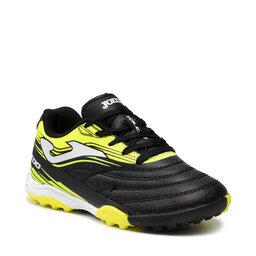 Joma Взуття Joma Toledo Jr 2101 TOJS2101TF Black Lemon Fluor Turf