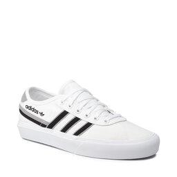 adidas Batai adidas Delpala FY7467 Ftwwht/Cblack/Chsogr