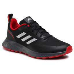 adidas Взуття adidas Runfalcon 2.0 Tr FZ3577 Cblack/Silvmt/Gresix