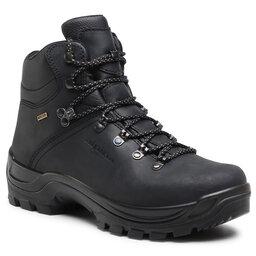 Alpina Turistiniai batai Alpina Tundra 6931-1 Black