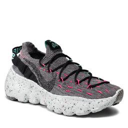 Nike Взуття Nike Space Hippie 04 CZ6398 003 Smoke Grey/Black/Pink Blast