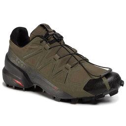 Salomon Взуття Salomon Speedcross 5 409681 Grape Leaf/Black/Phantom