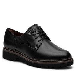 Tamaris Туфлі Tamaris 1-23723-27 Black Leather 003