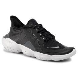 Nike Batai Nike Free Rn 5.0 Shield BV1224 002 Black/Silver/Cool Grey