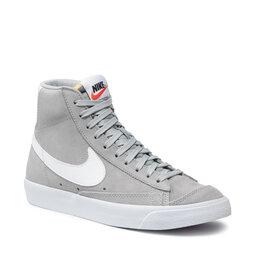 Nike Взуття Nike Blazer Mid' 77 Suede CI1172 004 Lt Smoke Grey/White/White