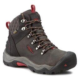 Keen Turistiniai batai Keen Revel III 1013212 Black/Rose