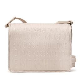 LOVE MOSCHINO Rankinės LOVE MOSCHINO JC4271PP0DKG0110 Avorio