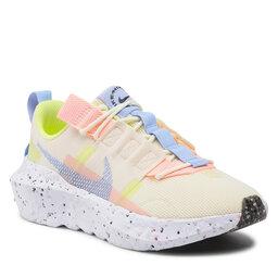 Nike Batai Nike Crater Impact CW2386 700 Cashmere/Aluminum/Lime Ice