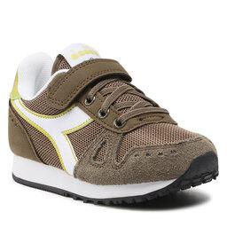 Diadora Laisvalaikio batai Diadora Simple Run Ps 101.177900 01 70428 Olive Green