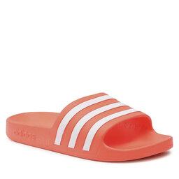 adidas Шльопанці adidas Adilette Aqua GZ5235 Solar Red/Cloud White/Solar Red