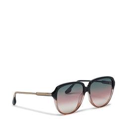 Victoria Victoria Beckham Сонцезахисні окуляри Victoria Victoria Beckham VB618S Grey/Rose/Caramel 039