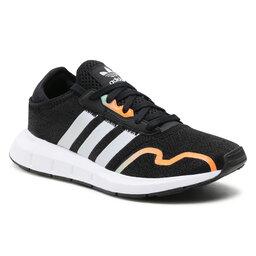 adidas Взуття adidas Swift Run X J G55540 Cblack/Greone/Hazgrn