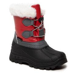 Kickers Sniego batai Kickers Sealsnow KI-653265-10 S Red/Black/Grey 41