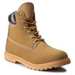 Kappa Žygio batai Kappa Kombo Mid 241635 Beige/Brown 4150